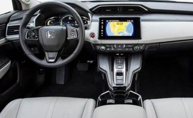 2021 Honda Civic Si interior