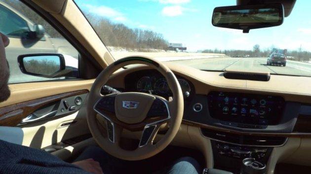 General-Motors-Super-Cruise-Technology