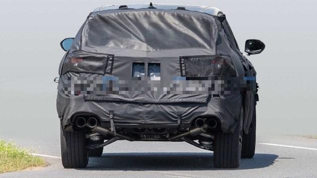 2021 Acura MDX Type S rear