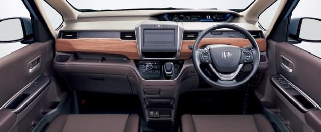 2021 Honda Freed interior