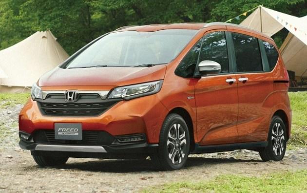 2021 Honda Freed side