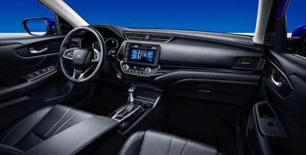 2021 Honda Crider cabin