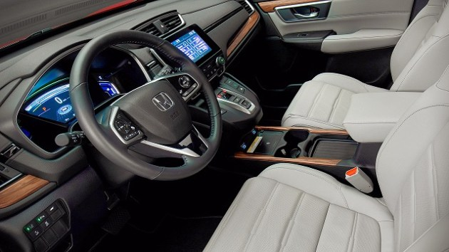2022 Honda HR-V cabin