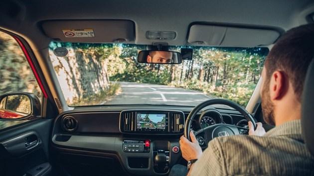 2021 Honda N-One interior