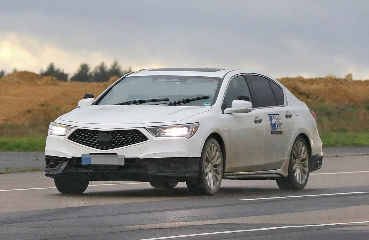 2022 Honda Legend