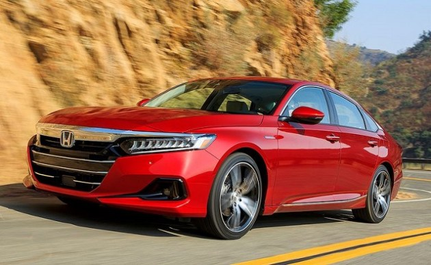 2022 Honda Accord Hybrid Touring