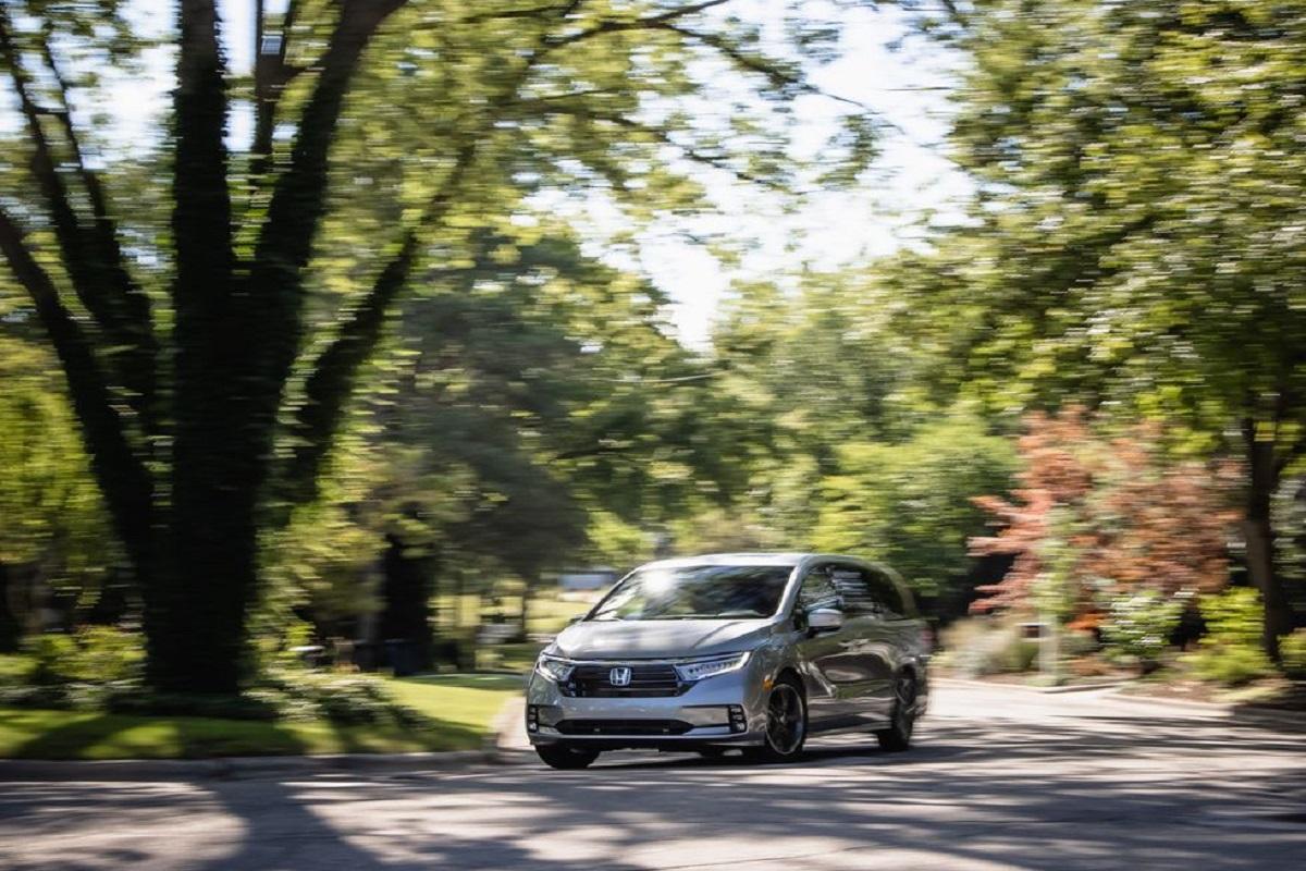 2022 Honda Odyssey Hybrid