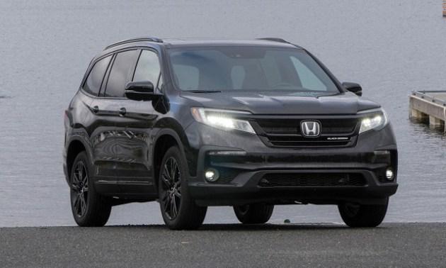 2022 Honda Black Edition