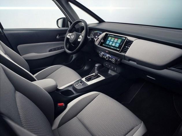 2022 Honda Jazz Crosstar