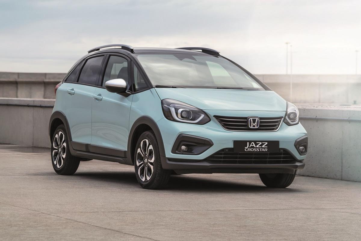 2022 Honda Jazz Crosstar front