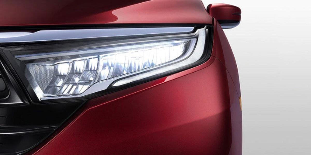 2022 Honda Odyssey Elite front