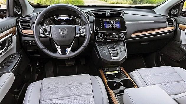 2022 Honda ZR-V interior