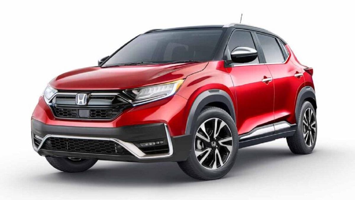 2022 Honda ZR-V