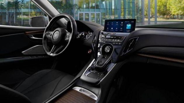 2022 Acura RDX Type S interior