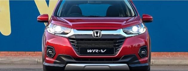 2022 Honda WR-V