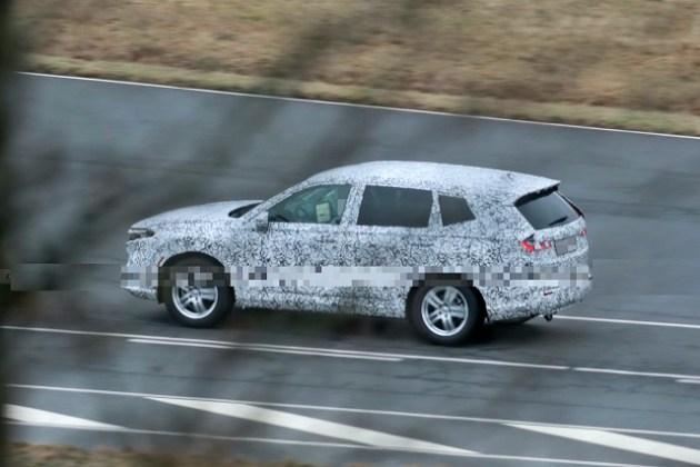 2023 Honda CR-V rear