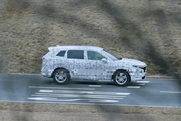 2023 Honda CR-V side