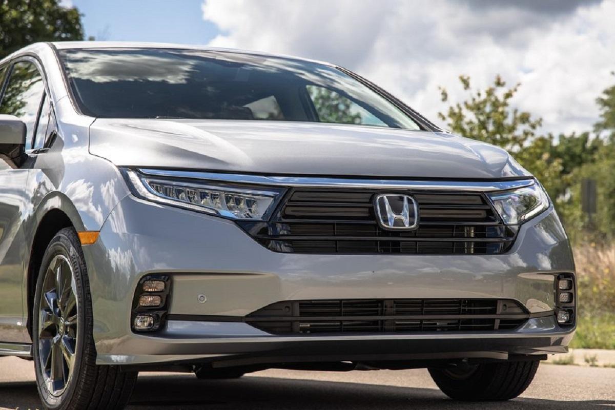 2023 Honda Odyssey