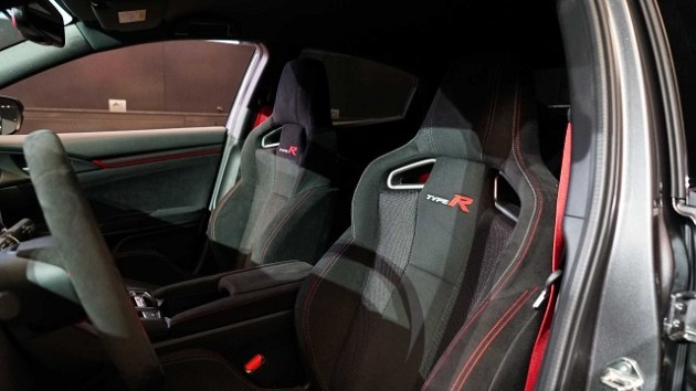 2022 Honda Accord Type R seats