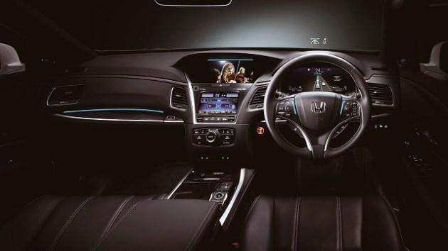 2022 Honda Legend Hybrid EX interior