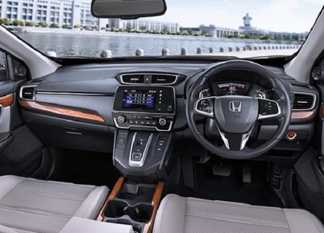 2022 Honda CR-V Special Edition interior