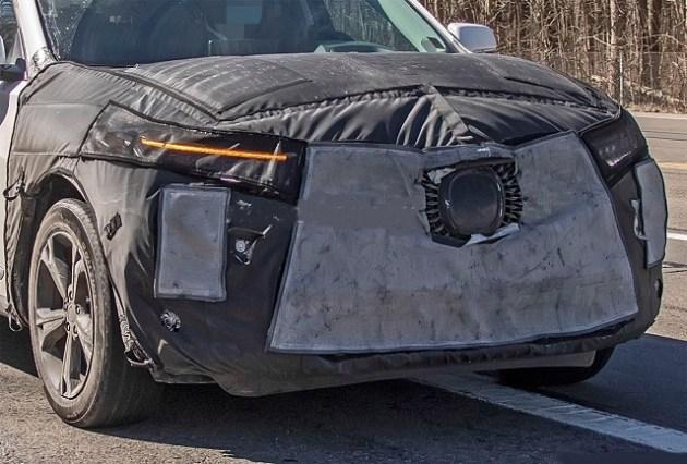 2023 Acura RDX front