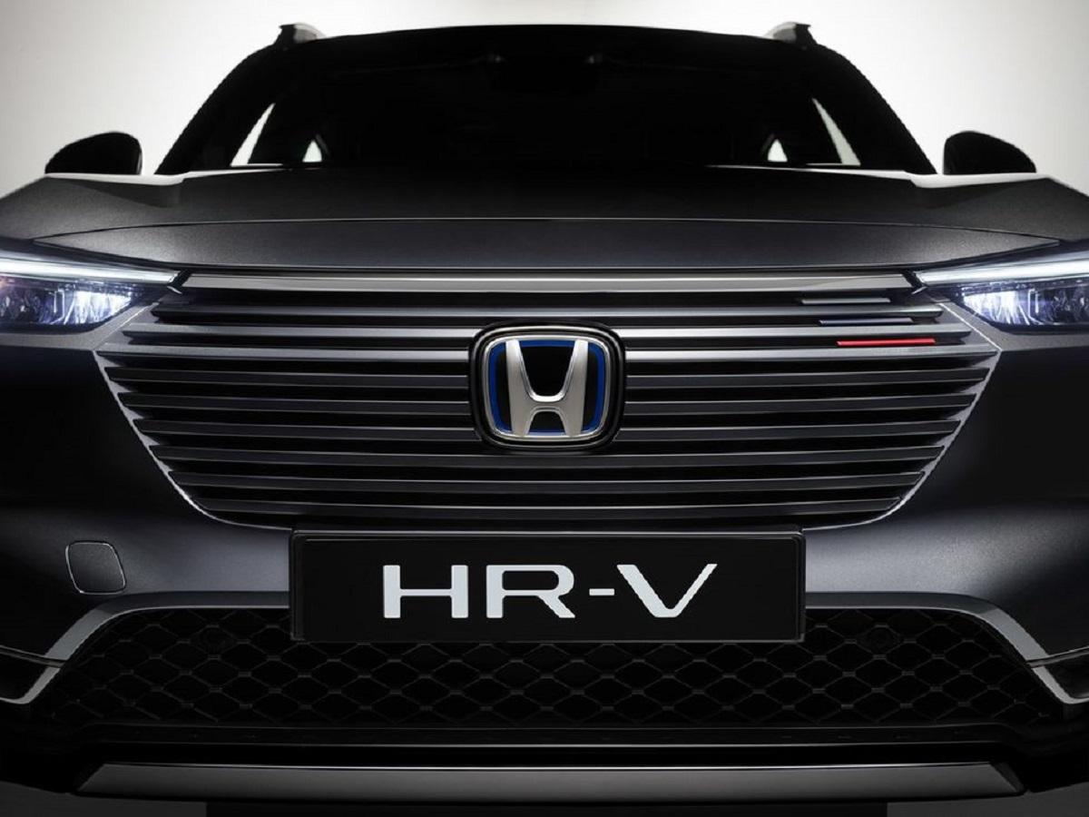 2023 Honda HR-V front