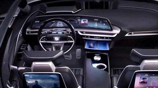 2024 Honda Prologue interior