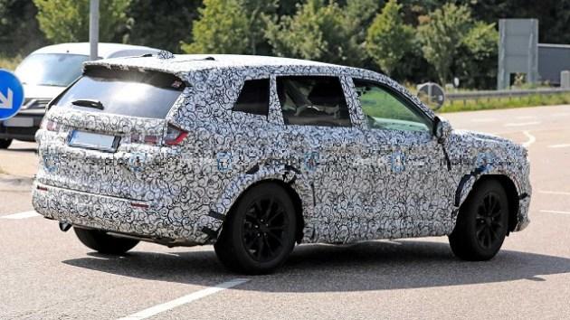 2023 Honda CR-V Hybrid side