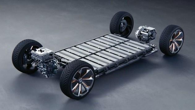 2023 Honda Prologue platform