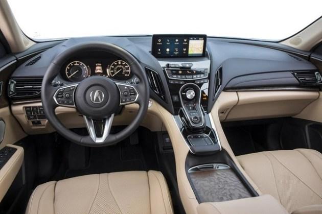 2023 Acura RDX Hybrid interior