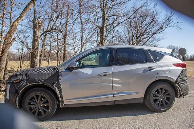 2023 Acura RDX Hybrid side