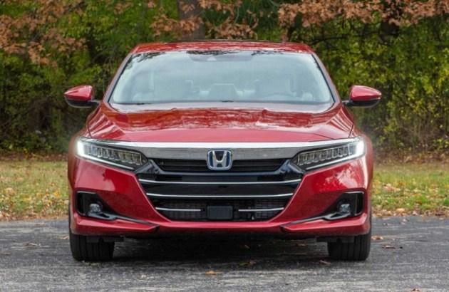2023 Honda Accord Hybrid front
