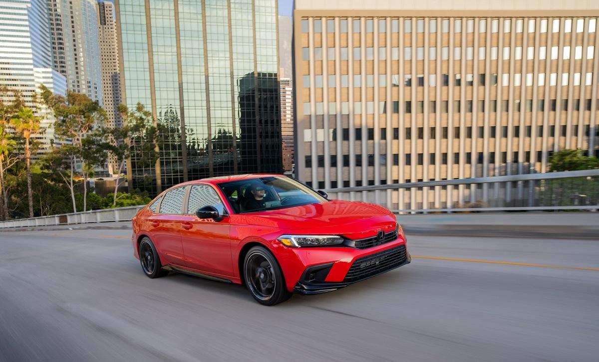 2023 Honda Civic Hybrid