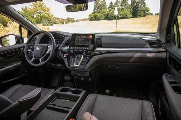 2023 Honda Odyssey Hybrid