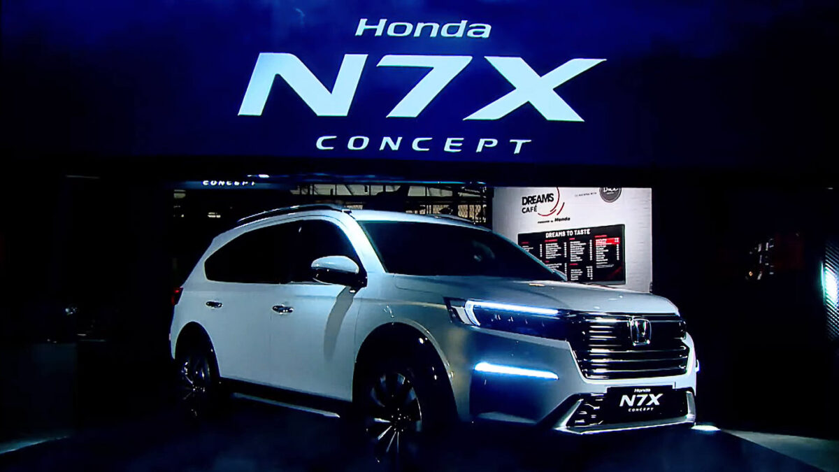 2023 Honda N7X