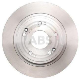 Фото Диск тормозной задний (ABS) (Accord 2D VIII)Диски тормозные