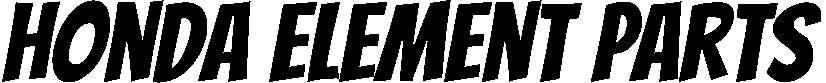 honda element parts site logo
