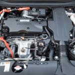 2020 Honda Accord Engine