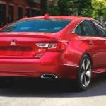 2019 Honda Accord Hybrid Release Date