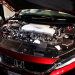 2019 Honda Clarity Engine