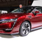 2019 Honda Clarity Exterior