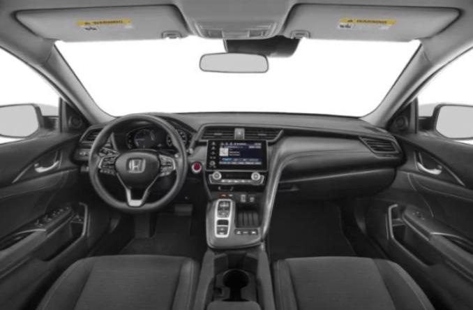 2019 Honda Insight Interior Changes