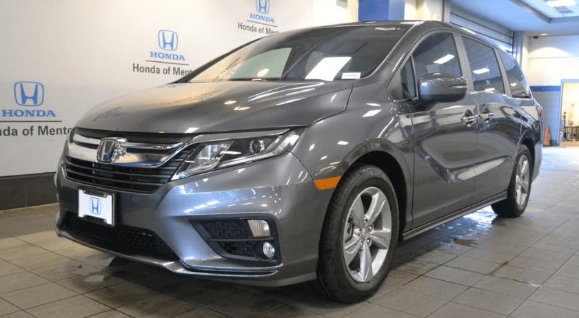 2019 Honda Odyssey Rumors Redesign Honda Engine Info