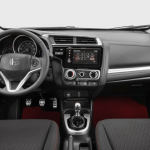 2021 Honda Fit Interior