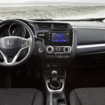 Honda Fit 2020 Interior