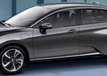 2020 Honda Clarity Plug-in Hybrid Touring Concept Changes Exterior