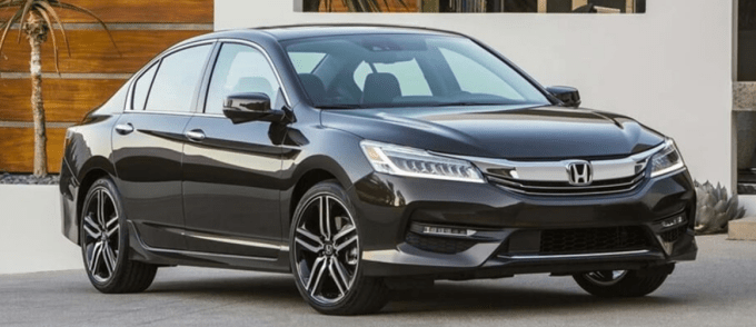 2020 Honda Accord Hybrid Touring Price Exterior