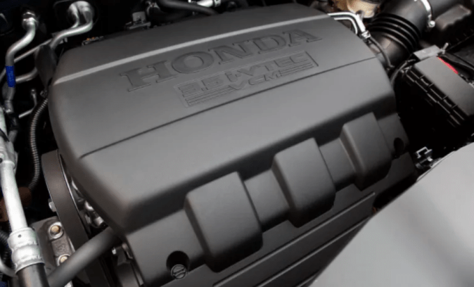 2020 Honda Pilot Engine Specifications Engine