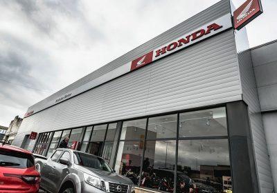 Honda Hakuba Motor